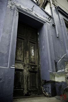 #Door  Valparaiso, Chile