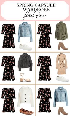 Here's a beautiful and practical guide for the pieces you need to create a minimalist spring capsule wardrobe. Classic pieces for spring that you can wear again and again as well as ideas on how to mix and match those key spring pieces! Looks Party, Minimal Wardrobe, Cute Spring Outfits, Mein Style, Casual Outfits, Fashion Outfits, Inspiration Mode, Look Chic, Capsule Wardrobe