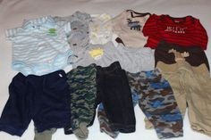 Cool Lot of 13 pieces baby boy clothes size 0-3 months 2017-2018 Check more at https://24myshop.tk/product/lot-of-13-pieces-baby-boy-clothes-size-0-3-months-2017-2018/