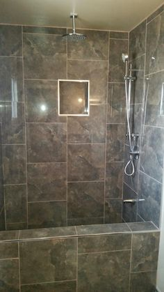 Spa Shower Bathtub Gl Bath Tub Tile Concrete