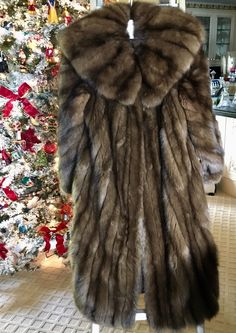 Finest Quality Russian Barguzin Sable Fur Coat Fit for Royalty Retail $90,000.00 | eBay