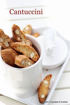 Lisbeth`s Cupcakes & Cookies: Italienisches Mandelgebäck