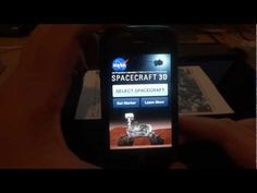 ▶ Review of the NASA Spacecraft 3D app for IOS - YouTube