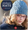 Weekend Hats 25 Knitted Caps Berets Cloches and More