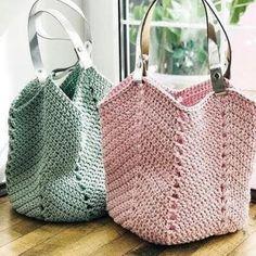 Crochet Pouch, Crochet Purses, Knit Crochet, Crochet Bag Tutorials, Crochet Patterns, Granny Square Bag, Crochet Market Bag, Yarn Bag, Purses And Handbags