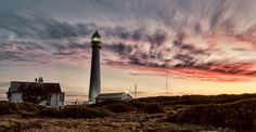 Lighthouse cottage by Mickey Theunissen, via 500px