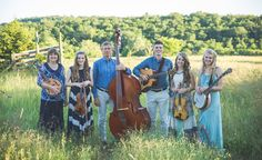 The Petersen Family Bluegrass Band - You'll marvel at their pickin' and playin' expertise on the banjo, fiddle, mandolin, and the bass and rhythm guitars, and you'll be completely enchanted by their vocals. Every single member of the family is a standout; however, it was Ellen on her own who scored a golden ticket in the 2015 season of American Idol. #branson #lovebranson #petersenfamilybluegrass