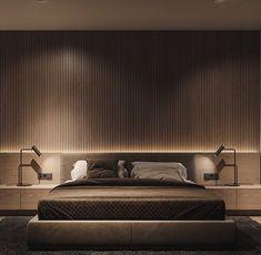 Stylish 31 Best Minimalist Bedroom Interior Design Ideas For Your Inspiration Luxury Bedroom Design, Bedroom Bed Design, Modern Interior Design, Home Bedroom, Bedroom Furniture, Bedroom Designs, Bedroom Ideas, Furniture Design, Modern Luxury Bedroom