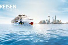 Entdecken Sie die Kreuzfahrt neu! Freuen Sie sich mit uns auf AIDAprima und erhalten Sie exklusive Eindrücke zu unserer neuen Schiffsgeneration.