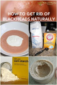 If you want to get rid of blackheads, with not much trouble, then you need to try one of these natural treatments: cheap, simple and efficient.
