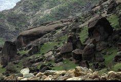 مخمل کوه خرم آباد