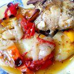 Shellfish Recipes, Potato Salad, Kai, Seafood, Potatoes, Chicken, Ethnic Recipes, Seafood Recipes, Sea Food