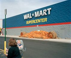 Martin Parr  USA. Florida. Jacksonville. Wal Mart superstore. 1995.