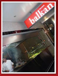 THE BALKAN GRILL Restaurant