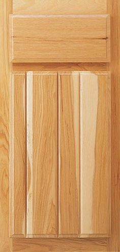 Pic Of s or s kitchen cabinets new in planked wood another appropriate look