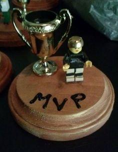 Derby DIY: Lego Minifig MVP Awards