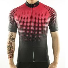 Racmmer Hombre Cycling Jersey