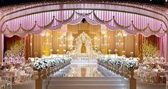 wedding lighting design