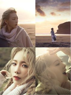 Egypt is all about the hot sun, and therefore this song fits the perfect theme of Sunrise. I by Taeyeon. Please listen!