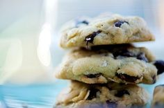 The perfect chocolate chip cookie recipe for anyone who is diabetic, gluten intolerant — or both.