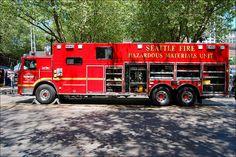 seattle fire department | seattle fire dept hazmat 1 pioneer square fire festival seattle wa ...