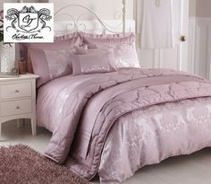 Charlotte Thomas Anastasia Luxury Bed Linen