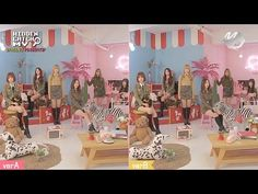 [HIDDEN CATCH MV] 틀린그림 찾기뮤비 여자친구 GFRIEND FINGERTIP - YouTube