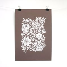 Paper-cut art | glycosidic