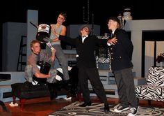 Plains Independent School District - Plains High School's 2011 UIL One-Act Play is advancing to Regional