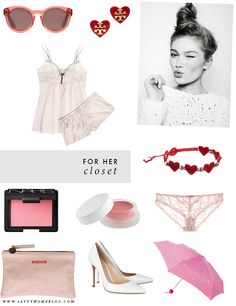 Gift Guide: Valentine's Day Gift Guide for the Ladies
