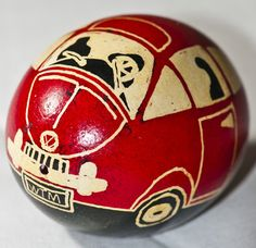 Tom's VW Bug egg by Gottlieb13, via Flickr