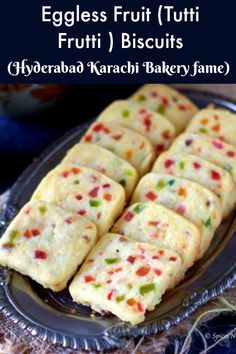 Ideas fruit cake kids school snacks for 2019 Fruit Biscuits, Indian Cookies, Fried Fish Recipes, Bakery Recipes, Cookie Recipes, Chutney Recipes, Quick Easy Meals, Quick Recipes, Amazing Recipes