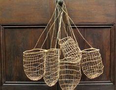 love these basket forms - melissa hirsch