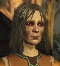 Flemeth; Witch of the Wilds; Dragon Age: Origins; DAO; DA:O