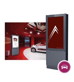 Benefits of #Digital Signage Uses in Car Showrooms