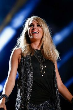 Carrie Underwood performs at LP Field at the CMA Music Festival on Saturday, June 13, 2015, in Nashville, Tenn. (Photo by Al Wagner/Invision/AP) Photo: Al Wagner, Al Wagner/Invision/AP / Invision