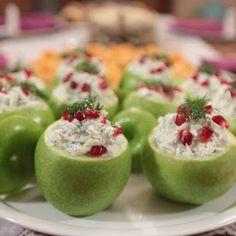 Elma Çanağında Kereviz Salatası