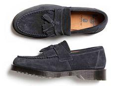 BAPE x Dr. Martens 'Tassel Loafers