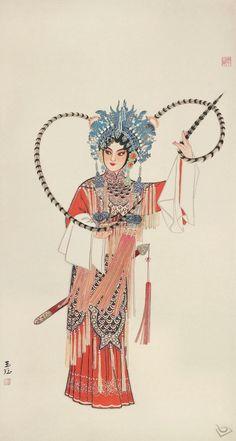 """穆桂英( mù guì yīng, 982年 - 1050年)#北宋志传 #杨家将演义 穆桂英是中国古代四大巾帼英雄之一,也是个""""杨门女将""""。"""