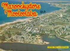 Population of Maroochydore and Mooloolaba in 1961 was and in it was 6374 Forest Glen, River Mouth, Queensland Australia, Sunshine Coast, Gold Coast, Beach Resorts, Old Photos, City Photo, Surfing