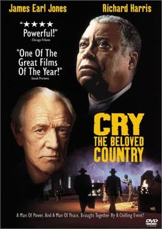 Cry, the Beloved Country (1995) This film adaptation of Alan Paton's novel follows two men -- one black, one white -- contending with family tragedy in South Africa's apartheid era. -netflix