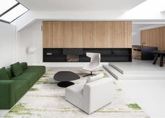 Dutch studio i29 has converted a garage into a two-bedroom property in the centre of Amsterdam