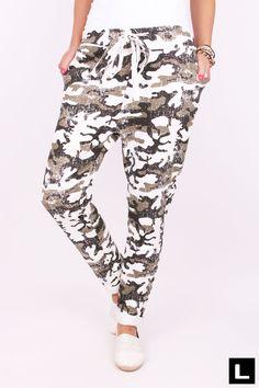 Dámske maskáčové tepláky T9 Parachute Pants, Fashion, Moda, La Mode, Fasion, Fashion Models, Trendy Fashion