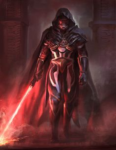 "spassundspiele: ""Darth Revan – Star Wars fan art/redesign by Raph Lomotan "" Star Wars Characters Pictures, Star Wars Pictures, Star Wars Images, Star Wars Fan Art, Star Wars Concept Art, Star Wars Jedi, Star Wars Rpg, Star Wars Darth Revan, Star Wars Clones"