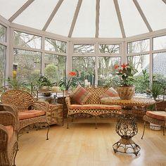 Wooden Conservatory | image | Housetohome.co.uk