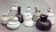 All the Jars / Ceramics - g de rosamel