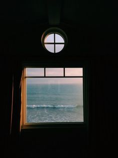 oh my ocean Into The Wild, Window View, Through The Window, Interior Exterior, Windows And Doors, Summer Vibes, Surfing, Beautiful Places, Windows