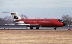 Braniff International BAC-111