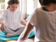 Zen and the art of bedtime: How we turned to meditation to stop the children's evening tantrums - Features - Health & Families - The Indepen...