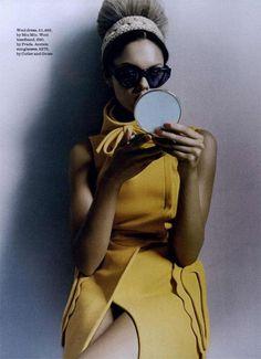 #photography #fashion #editorial #studio